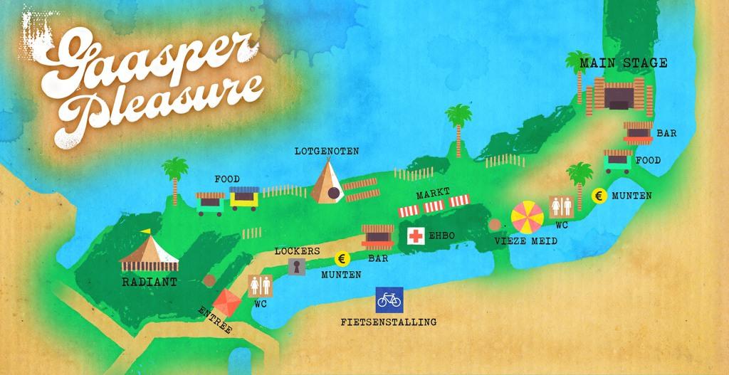 Gaasper Map