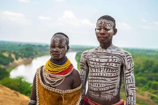 Omo Valley Ethiopia by Yuri Yabi on elephantgrass.nl