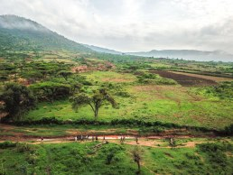 Omo Valley Ethiopia by Yuri Yabi on Elephant Grass Africa Blog walking drone